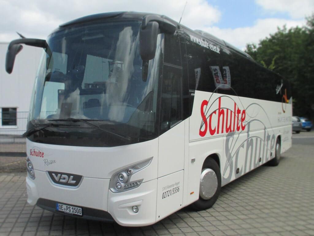 Flottenbeschriftung-Schulte-Reisen-Finnentrop-Heggen